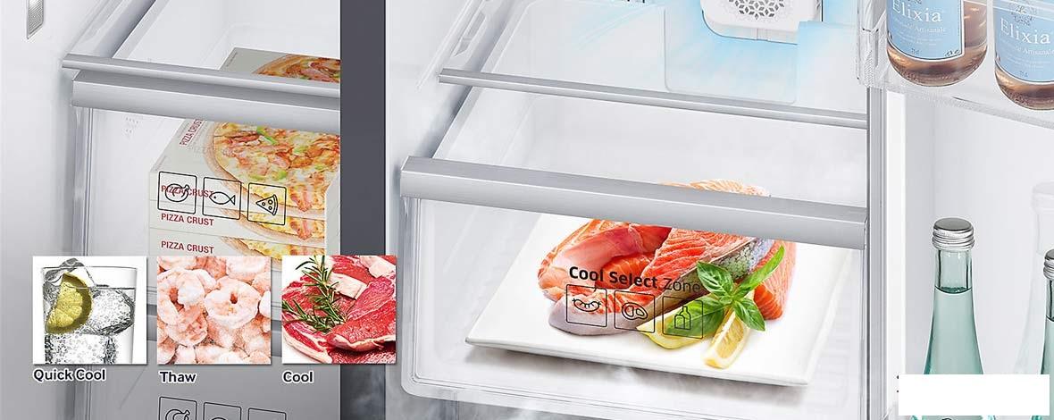 خرید یخچال ساید سامسونگ مدل Z1