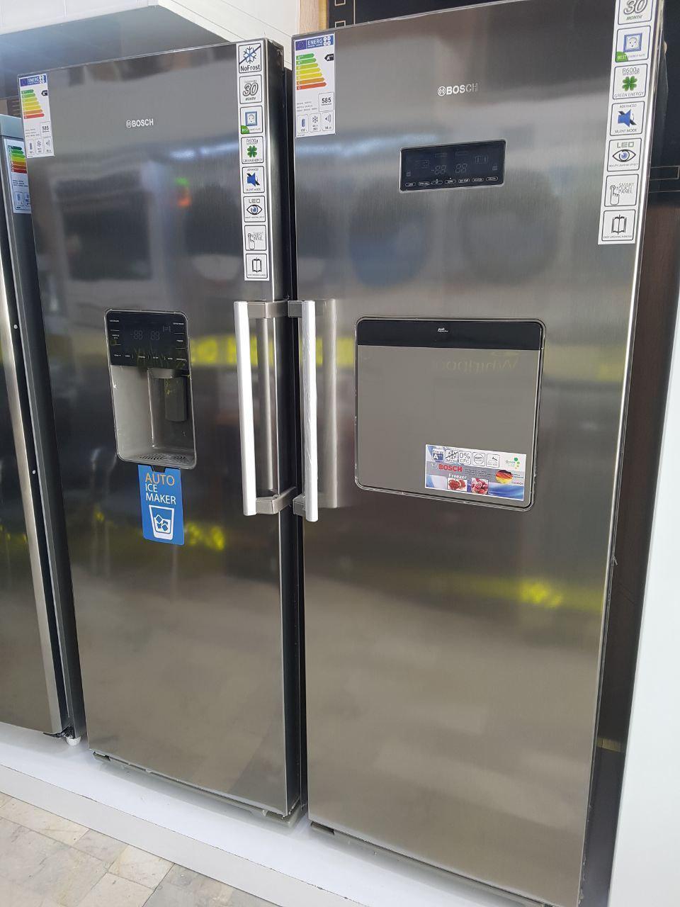 یخچال دوقلو بوش