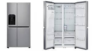 انواع یخچال فریزر در اندازه ها مختلف