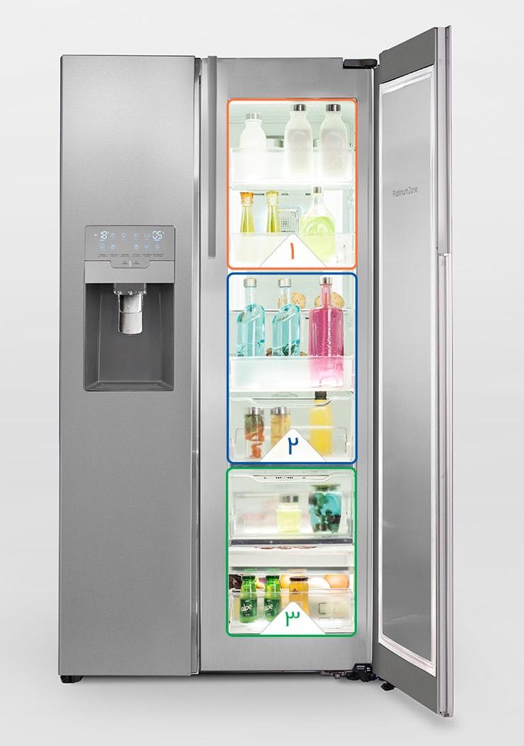 مرکز فروش یخچال