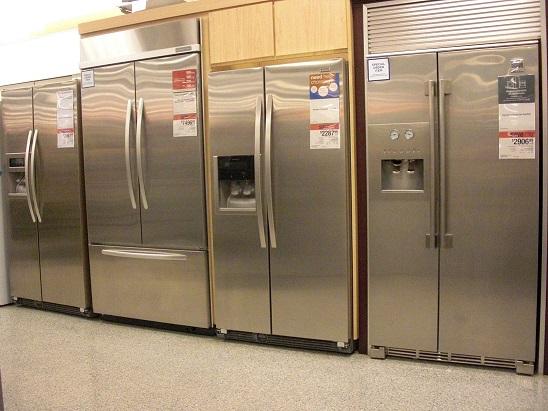 سایت خرید بهترین یخچال ساید بای ساید خارجی در بانه
