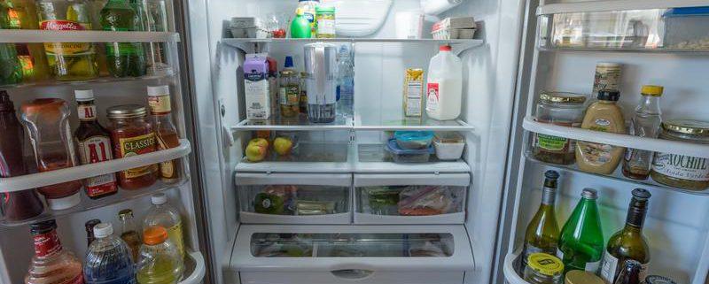 قیمت و مشخصات یخچال ساید ویرپول فرنچ 3 درب