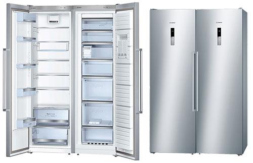 قیمت انواع یخچال بوش دو قلو 36 فوت آلمان