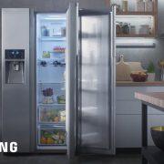 قیمت و مشخصات یخچال ساید سامسونگ مدل RH58 دور این دور