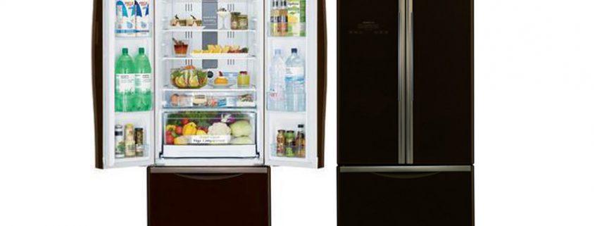 خرید یخچال فریزر هیتاچی از بانه مدل RWB550