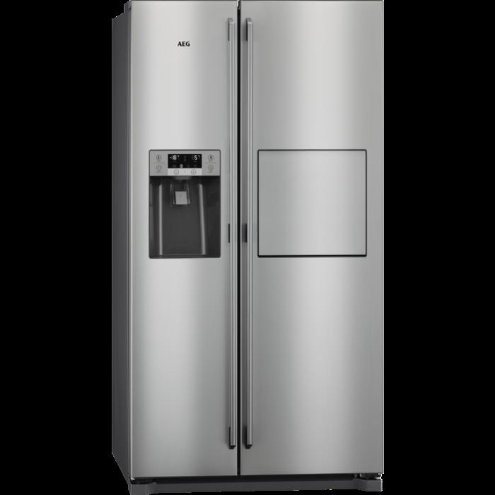خرید یخچال ساید بای ساید آاگ مدل RMB86111 ظرفیت 28 فوت