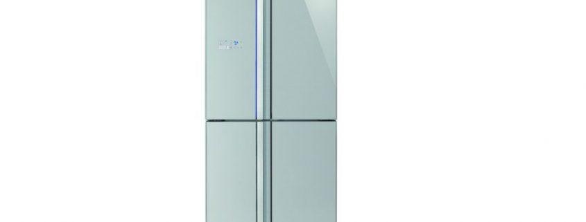قیمت یخچال فریزر 4 درب شارپ مدل SJ-FS85V ظرفیت 34 فوت