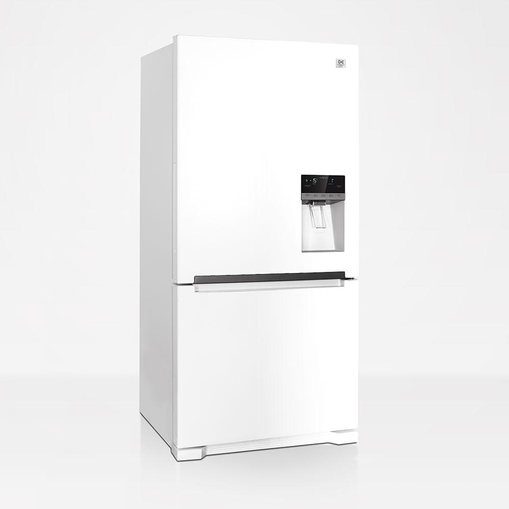 فروش یخچال فریزر پایین سری اولتیمو دوو با قیمت ارزان