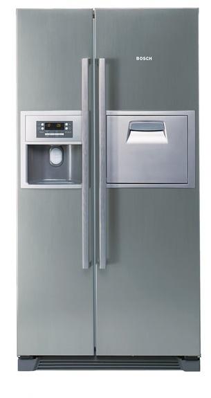 قیمت یخچال ساید بای ساید بوش مدل KAN60A40NE