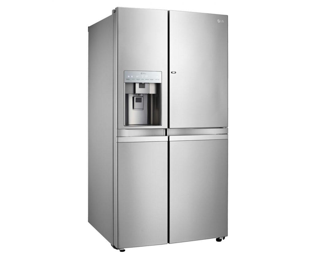 قیمت یخچال ساید بای ساید ال جی مدل GR-J287WSD