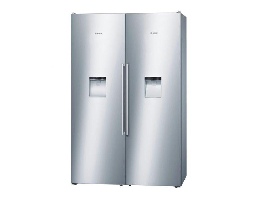 قیمت یخچال فریزر دوقلو بوش مدل KSW36PI304