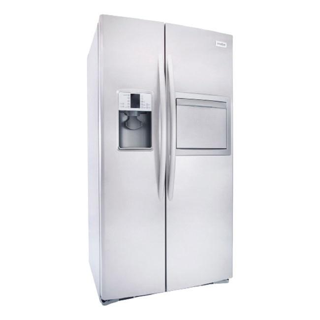 خرید یخچال ساید بای ساید 30 فوت مابه مدل MEM30VHDC در بانه