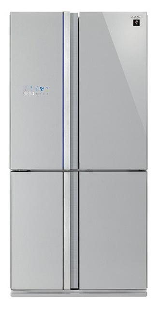 قیمت یخچال فریزر 4 درب شارپ مدل FSJFS85V در بانه