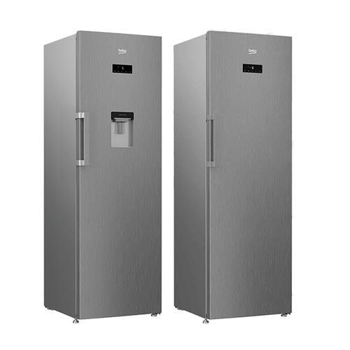 قیمت یخچال فریزر دو قلو بکو مدل RSNE445 - RFNE350