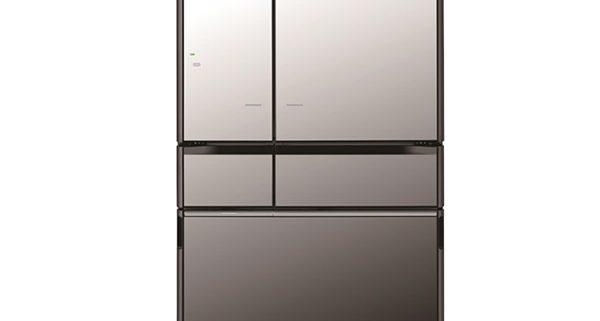 قیمت یخچال درب فرانسوی هیتاچی مدل R-E6800