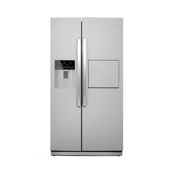 قیمت یخچال ساید بای ساید اسنوا مدل S8-2370 از بانه