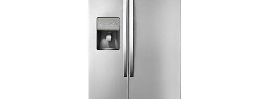 خرید یخچال ساید بای ساید ویرپول مدل 7WRS25FDBF از بانه