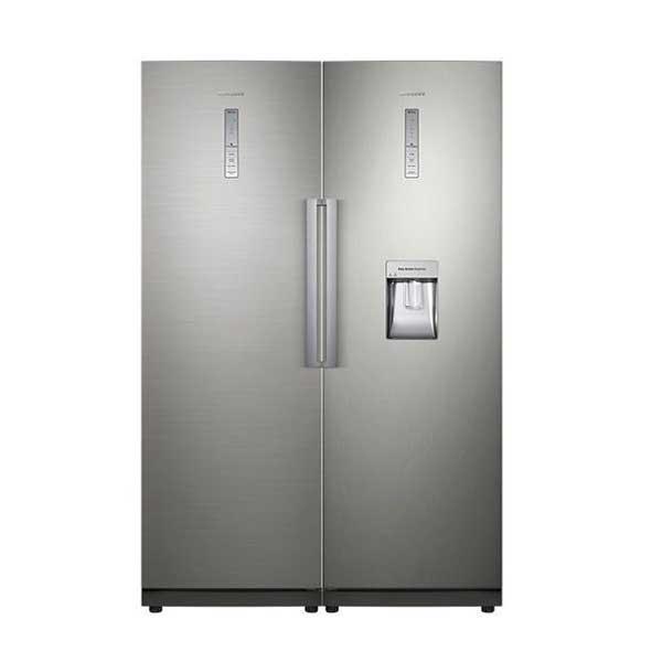 خرید یخچال و فریزر دوقلوی سامسونگ مدل RR35_RZ28 از بانه