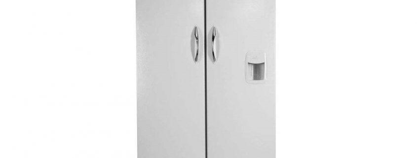 قیمت یخچال و فریزر دوقلوی پارس مدل PRH17631EW-FRZNF170
