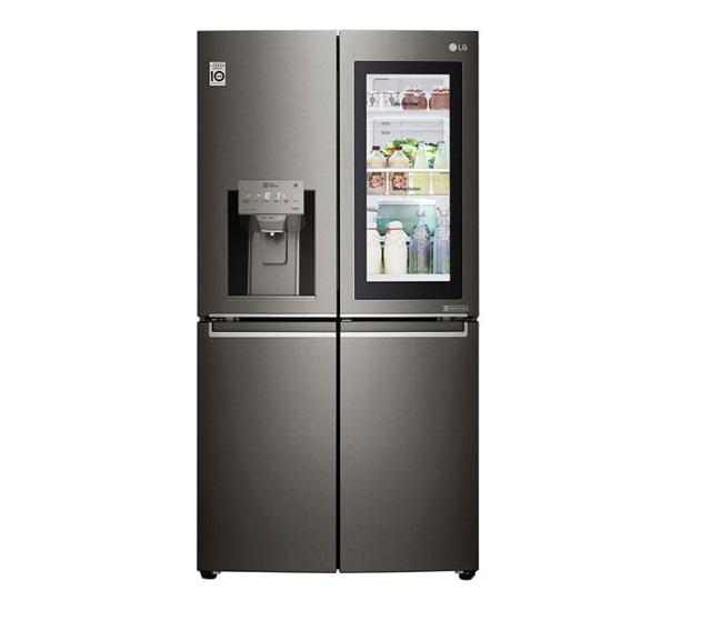 قیمت روز یخچال ۳۴ فوت اینستاویو ۵ درب ال جی مدل X39