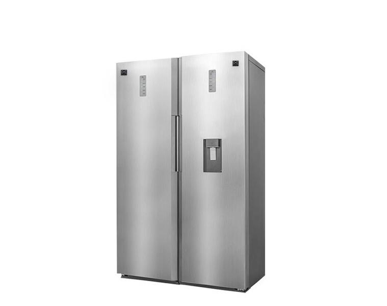 خرید یخچال فریزر دوقلو دوو ۴۰ فوت دوو مدل D2LRF-0020SS