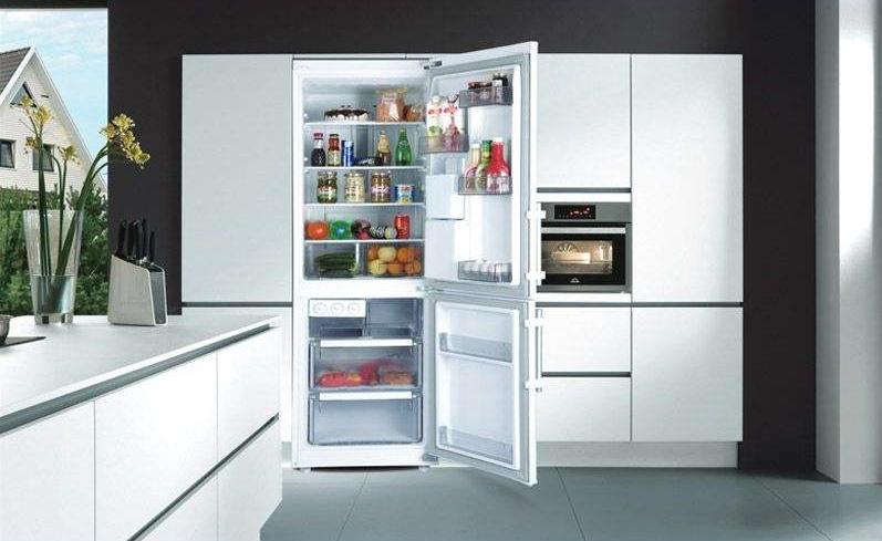 قیمت یخچال و فریزر الکترواستیل مدل ES20