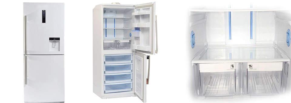 خرید یخچال و فریزر سینجر مدل SC-500S
