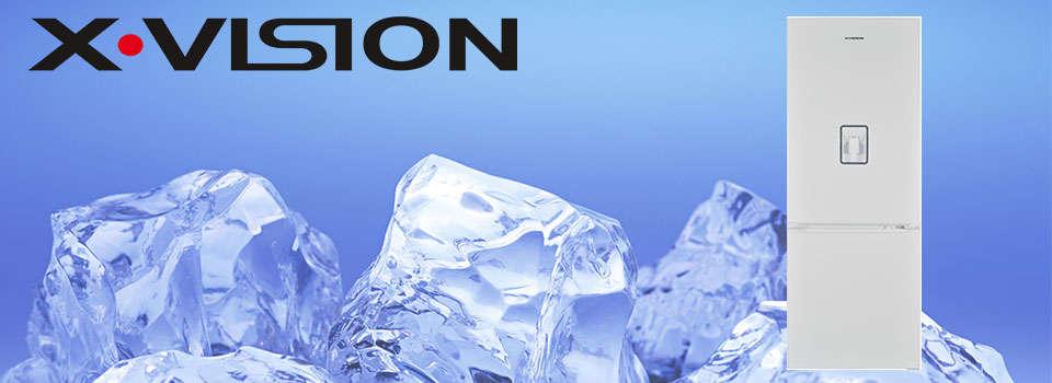 قيمت یخچال و فریزر ایکس ویژن مدل XVR-B702D