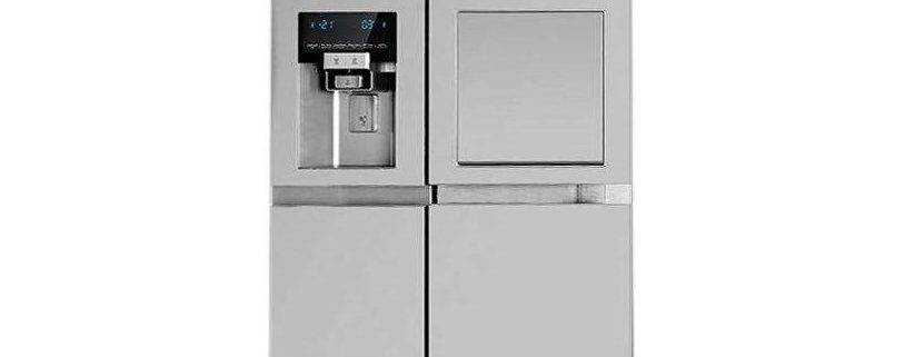 خرید یخچال و فریزر ساید بای ساید دوو مدل D2S-3033 با ظرفیت ۳۰ فوت