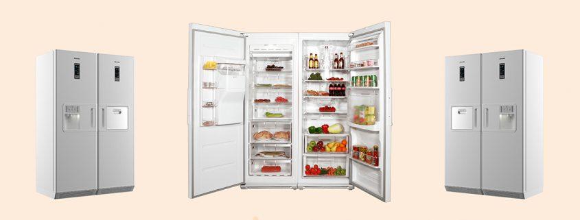 قیمت یخچال فریزر دوقلو هیمالیا مدل دلتا پلاس