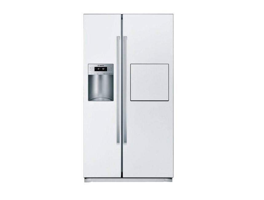 قیمت یخچال ساید بای ساید بوش 668 لیترKAD80A104