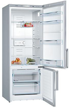 قیمت یخچال فریزر بوش بالا پایین 459 لیتر KGN57NL204