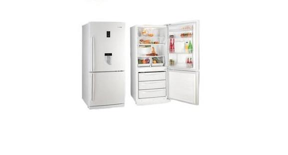 قیمت یخچال و فریزر امرسان مدل BFN27D502