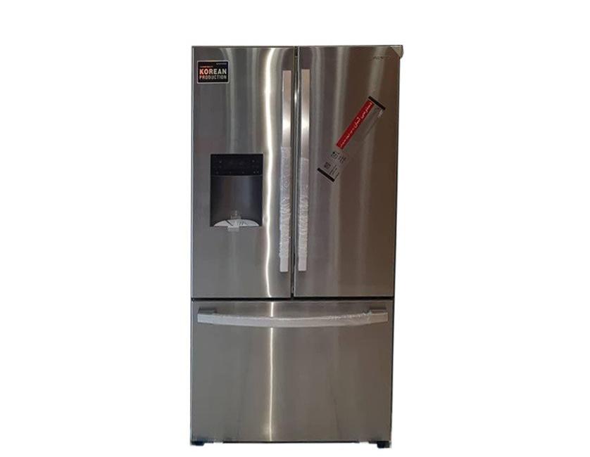 خرید یخچال فرنچ 3 دوو 765 لیتر مدل RF64EDG