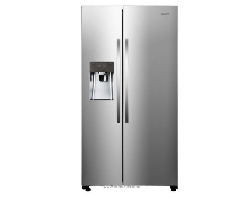 قیمت یخچال و فریزر ساید بای ساید کنوود مدل KSBSH911