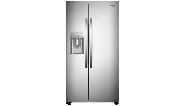 قیمت یخچال فریزر ساید بای ساید مجیک کولینگ BCD- 535WY