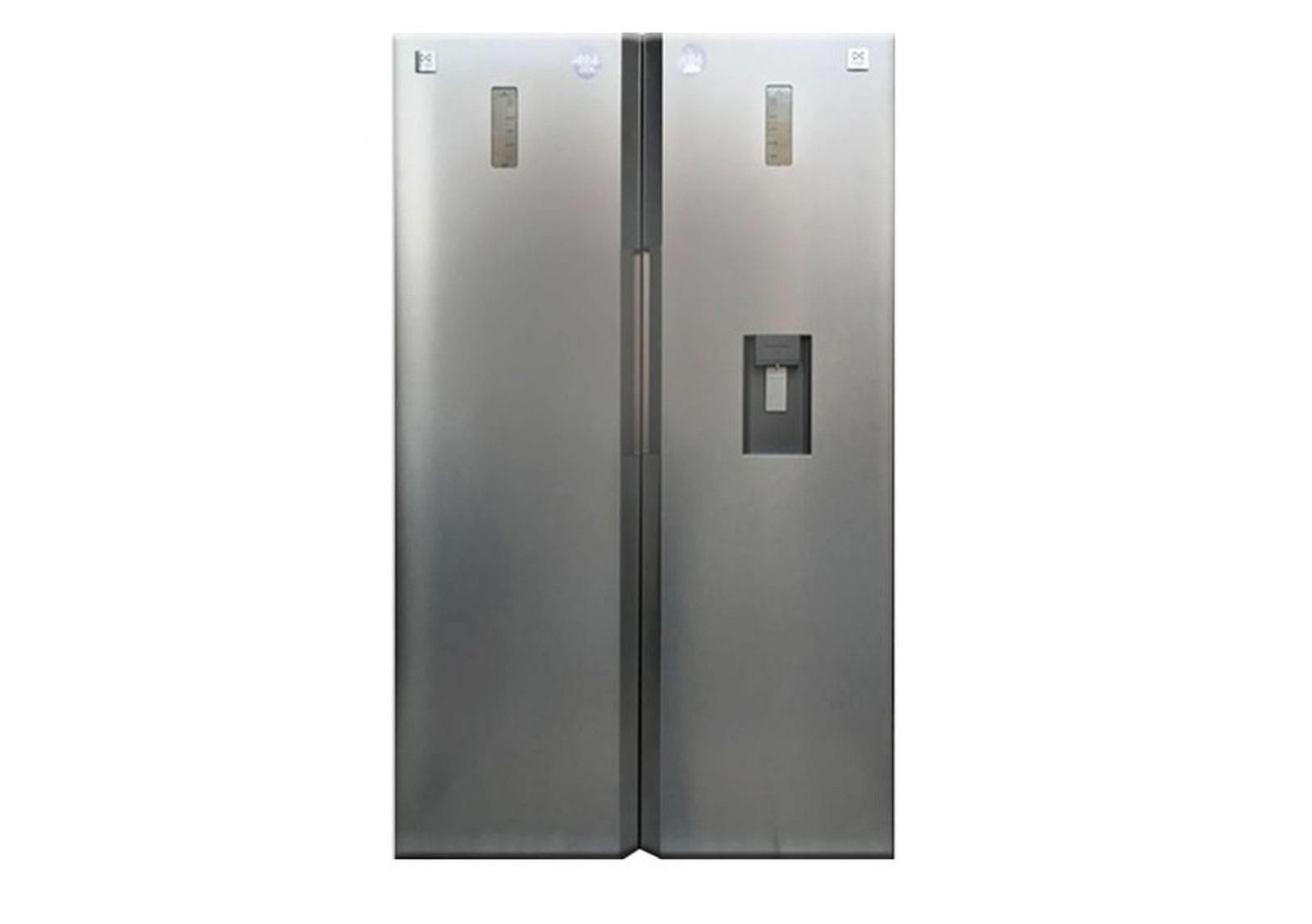 قیمت یخچال فریزر دوقلو دوو مدل D2LRF-0020SS
