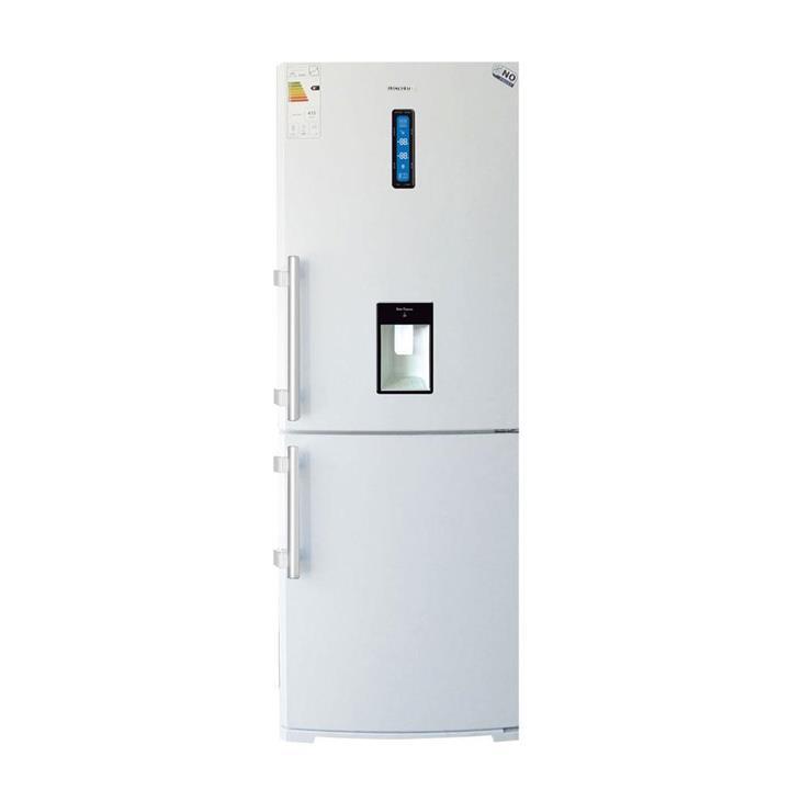 قیمت یخچال فریزر پایین الکترواستیل Electrosteel Combi ES34