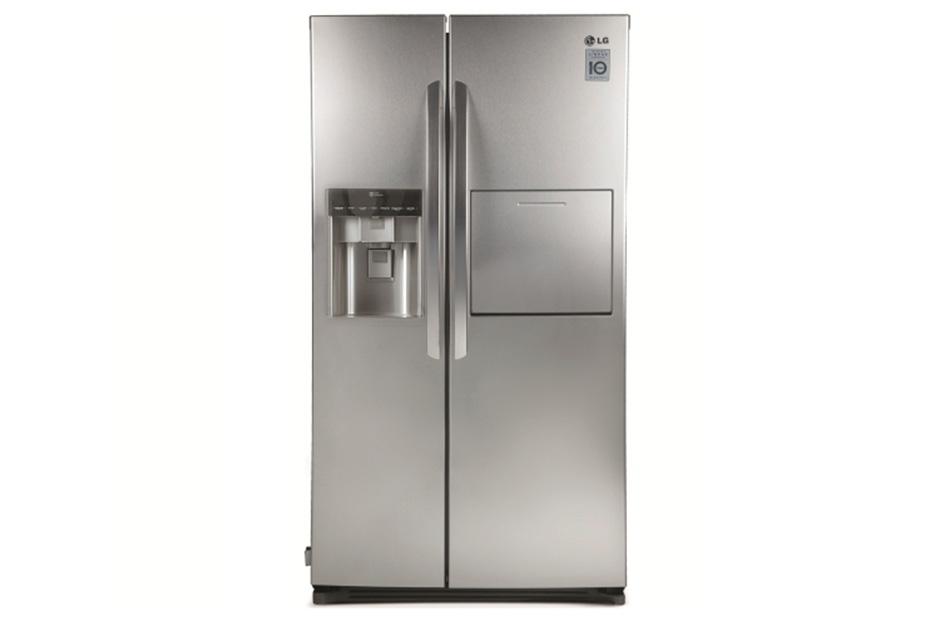 قیمت یخچال ساید بای ساید ال جی SXP450WB