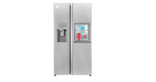 قیمت یخچال فریزر ساید بای ساید اسنوا مدل Snowa Hyper SN8-2320