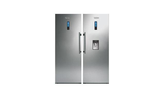 قیمت یخچال و فریزر دوقلوی الکترو استیل مدل ES24 ELECTROSTEEL ES24 Twin