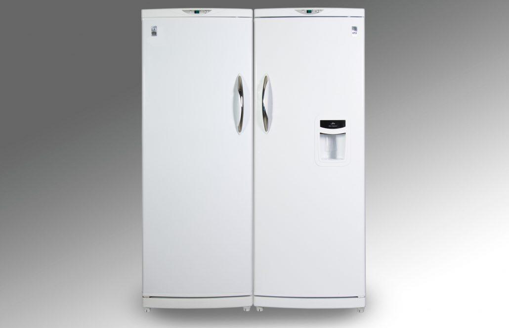 خرید یخچال و فریزر دوقلوی پارس مدل LRDST170WD-FRZNF170